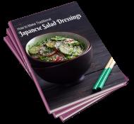 Japanese salad dressing recipes