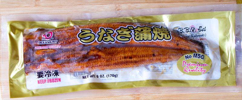 eel in package