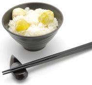 Chestnut Rice recipe