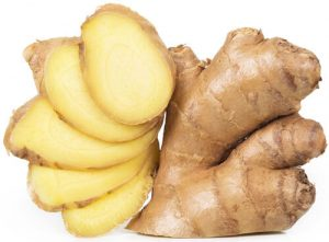 Fresh Ginger japanese palate