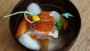 Matsumae Zoni Soup japanese recipe