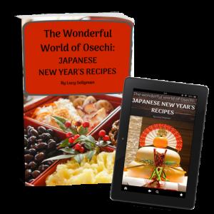 osechi japanese cookbook