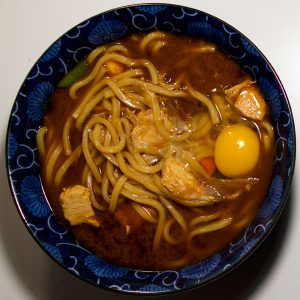 Misonikomi noodle recipe