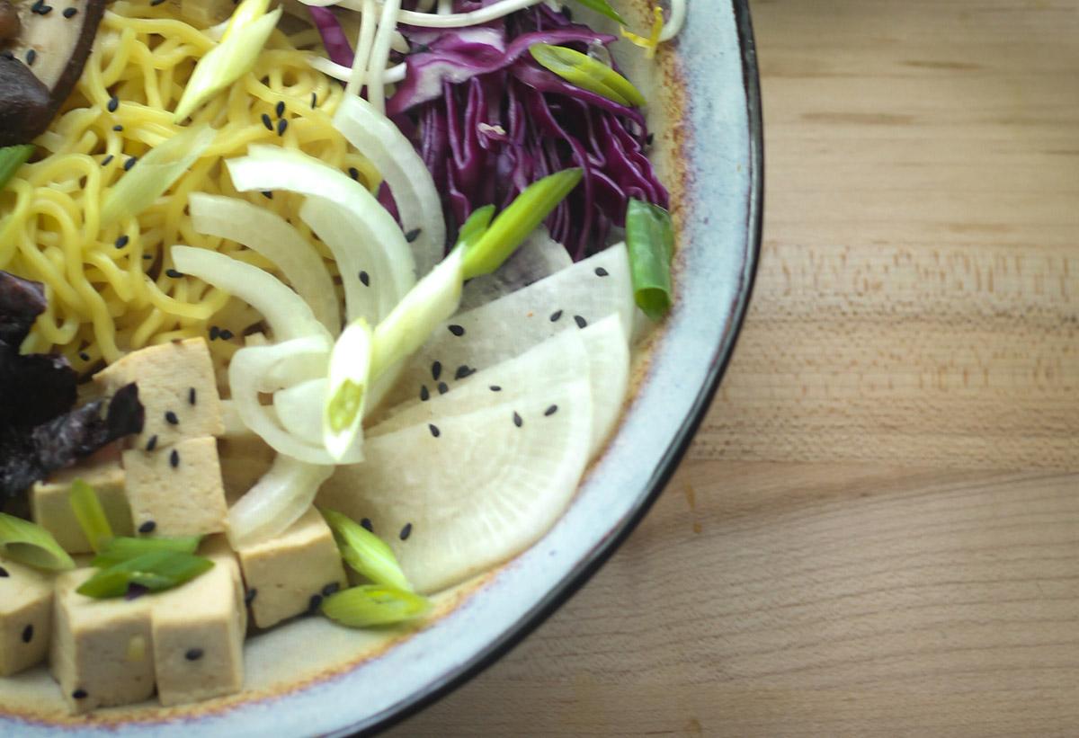 japanese recipe plant based ramen