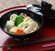 Jibuni duck stew
